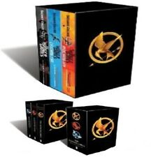 THE HUNGER GAMES TRILOGY, Catching Fire, Mockingjay  COMPLETE Paperback BOOK SET