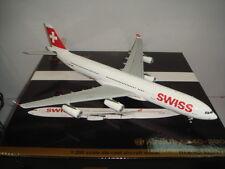 "Gemini Jets 200 Swiss A340-300 ""2010s color"" 1:200 DIECAST"