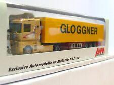 AWM 1/87 55114 Renault Koffersattelzug Gloggner OVP (TR7308)