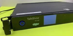 NewTek  TalkShow VS-100 Skype Video Broadcast Tool Talk Show Calling System