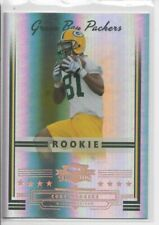 2006 THREADS CORY RODGERS ROOKIE #rd 250