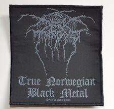 Darkthrone-True Norwegian Black Metal-patch - 9,5 CM x 10,5 cm - 164338