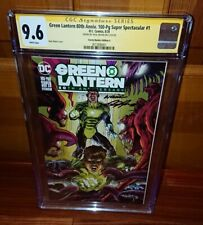 CGC SS Green Lantern 80th Anniversary Super Spectacular #1 Signed by Neal Adams