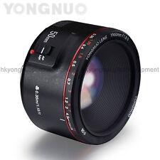Yongnuo YN50MM F1.8 II AF/MF Metal Mount Prime Lens for Canon DSLR Camera