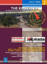 Kimberley 4 x 4outback Track Guidebook Map new latest ed  New, free airmail w