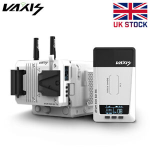 VAXIS ATOM 600 KV SDI/HDMI Wireless Transmission System For RED KOMODO UK Stock