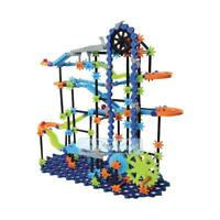 Discovery Kids Marble Run Building & Race 313 Piece Educational Toy Set For Kids