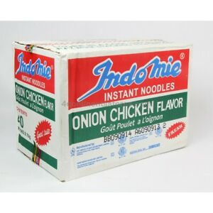 Indomie Instant Onion Chicken Flavour Noodles 40 packets of 70g Nigerian
