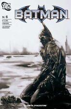 fumetto BATMAN  editoriale DC PLANETA DeAGOSTINI 2007 numero 6
