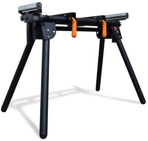 Miter Saw Stand fits Dewalt Ryobi Milwaukee Rigid Makita Extendable Portable WEN