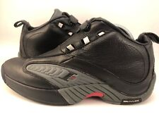 Reebok Allen Iverson The Answer 4 IV Black Red 2001 MVP Size 12  RARE