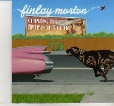 (DI727) Finlay Morton, Chasing The American Dream - DJ CD