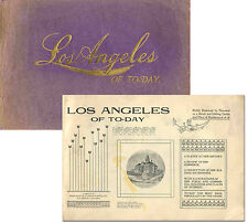 19th Century History of Los Angeles Book California LA