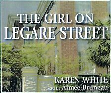 The Girl On Legare Street 11-CD Unabridged Audiobook - NEW - FREE SHIPPING