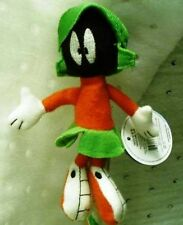 """MARVIN the MARTIAN FINGER PUPPET Starbucks Coffee Looney Tunes Cloth Plush 5"""""""