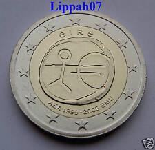 Ierland 2 euro 10 jaar EMU 2009 UNC