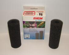 EHEIM 2615300 AIR FILTRE Cartouches Filtrantes. 2 Pack, quarantaine ou à l'obtenteur réservoirs