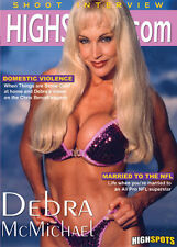Debra McMichaels Shoot Interview DVD, WCW WWE WWF