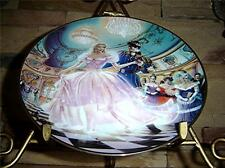 The First Dance-Franklin Mint Cinderella Diamond Gem STEVE READ Plate