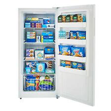 SMAD 13.8 Cu Ft Upright Freezer E-STAR High-Efficiency Frost-Free Refrigerator