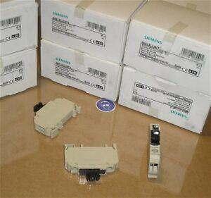 _ Klemme Sicherungsklemme Siemens 8WA1 011-1SF12 4011209160491 +SdfkPlakette __