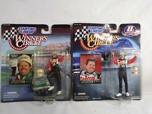 Winner's Circle Starting Lineup 1997 & 1998 John Force Castrol GTX Set Of Two