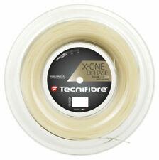 Tecnifibre X-one Biphase 200m Reel Tennis Racket Racquet String Gauge 17 / 1.24