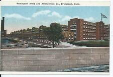 Remington Arme und Munition Co, Bridgeport, Conn postkarte