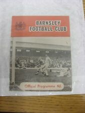 28/12/1964 Barnsley v Peterborough United  .  Thanks for taking the time to view