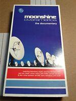 Moonshine Music Moonshine OverAmerica VHS Documentary RAVE! (2000) Carl Cox Rare