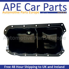 Fiat Punto 176 188 1.2 1999 on Oil Sump Pan With Oil Drain Plug 46515152