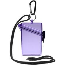 Witz Keep It Clear Lightweight Waterproof Sport Case - Purple