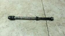 09 Kawasaki VN 900 VN900 D Vulcan rear back axle shaft bolt