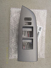 07 - 13 TOYOTA TUNDRA DRIVER SIDE MASTER POWER WINDOW SWITCH BEZEL TRIM GRAY NEW