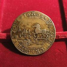 PAYS-BAS - PROVINCES-UNIES – ZÉLANDE. Jeton 1608. (ex. J. Eric Engstrom)