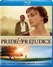 Pride & Prejudice 0025192046810 With Donald Sutherland Blu-ray Region a