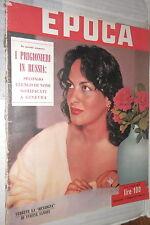 EPOCA 7 giugno 1952 Yvonne Sanson Lauro Balanchine Giro d Italia Duclos Stalin