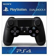 Black Controllers and Attachments for Sony PlayStation 4