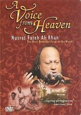 A VOICE FROM HEAVEN Nusrat Fateh Ali Khan The Most Beautiful Voice in World DVD