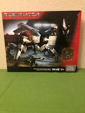 Mega Bloks Terminator Genisys Spider Tank New In Box 386 Pieces