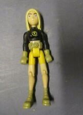 Teen Titans Terra figure NICE 2004 Bandai