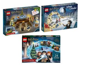 Lego Harry Potter 75964 + 75981 + 76390 Adventskalender, 2019 / 2020/ 2021, NEU