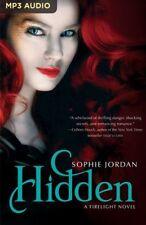 Sophie JORDAN / (Firelight: Book 3) HIDDEN              [ Audiobook ]