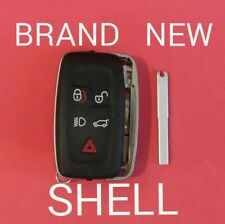 New OEM Shell Case Smart Prox Key for Land Range Rover Remote with Uncut Blade