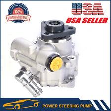 Power Steering Pump For 96-2005 BMW 325ci 325xi 330ci 330i 330xi 2.5L 3.0L DOHC