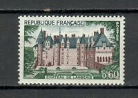 S25002) France 1968 MNH Langenais Castle 1v