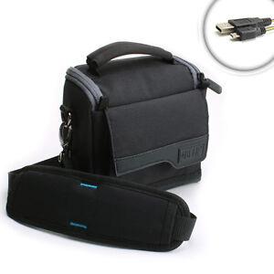 USA Gear Portable Fishfinder Carry Case with Shoulder Strap & Weatherproof Base
