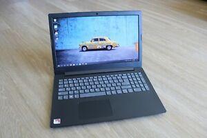 "Lenovo IdeaPad 130-15AST 15.6"", AMD A9 9425, 120GB SSD, 4GB DDR4, Win10 Laptop"