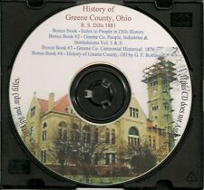Greene County Ohio History + Bonus Books