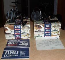 ABU Cardinal 754 und 755 2 alte Angelrollen made in Japan